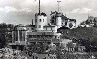 musée de la mer à Biarritz en 1933
